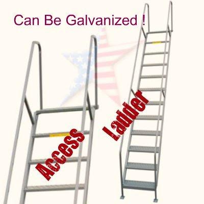 Access Ladder 5