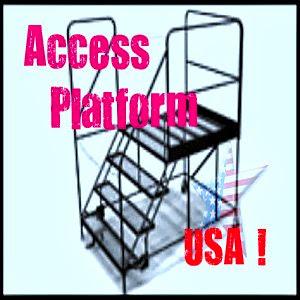 Truck Trailer Access Platform