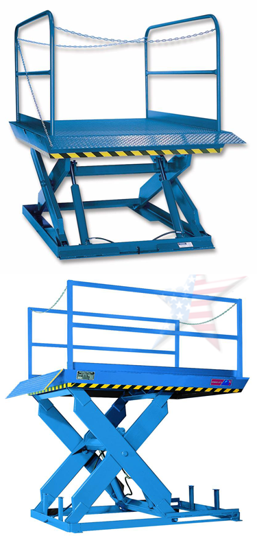 Advance-Inground-Dock-Lifts