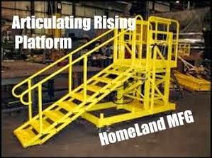 man hydraulic lift