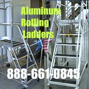Rolling Aluminum Platforms