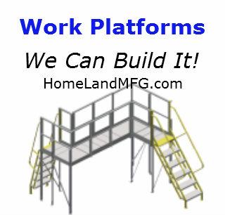 Aluminum-platform