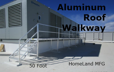 aluminum-walkway
