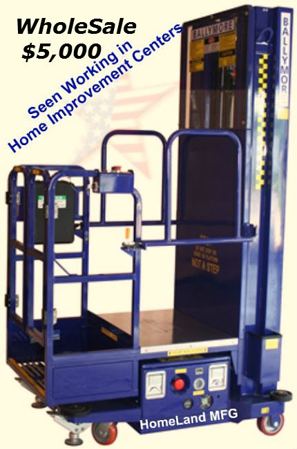 Ballymore lift