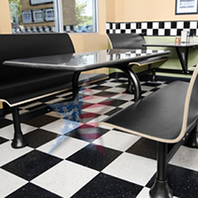 Bench Cafeteria Seating, 888-661-0845 Great Looking! Call a PRO!