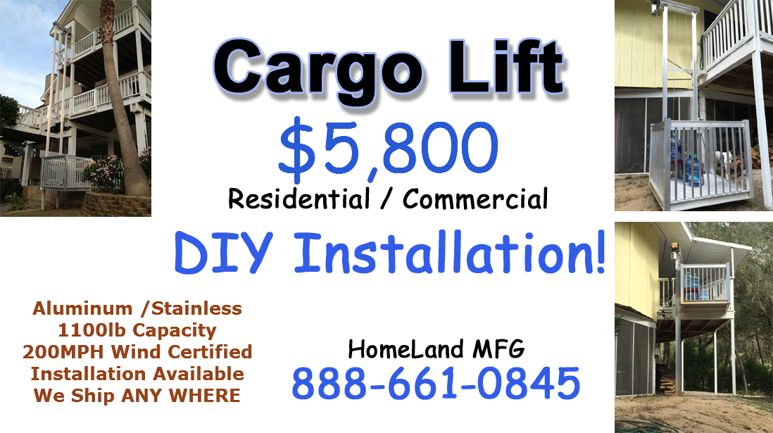 CARGO-LIFTS