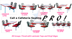 Cafeteria Seating (2)