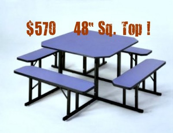 Cafeteria-seating