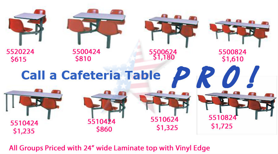 Cafeteria-tables aa