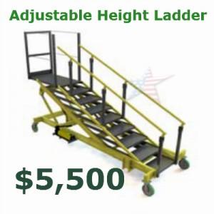 Cantilever Ladder 3