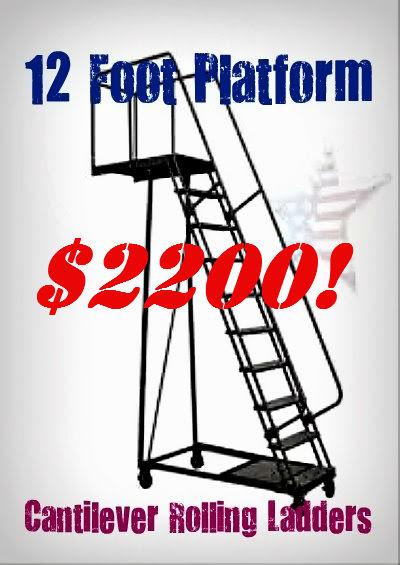 Cantilever-ladder