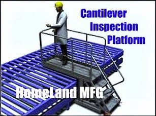 Cantilever-ladders