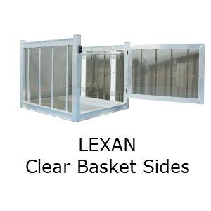Cargo Lift LEXAN
