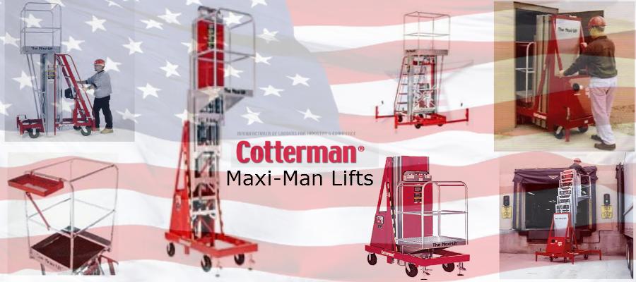 Cotterman maxi lift