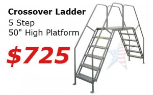 Crossover ladder (4)