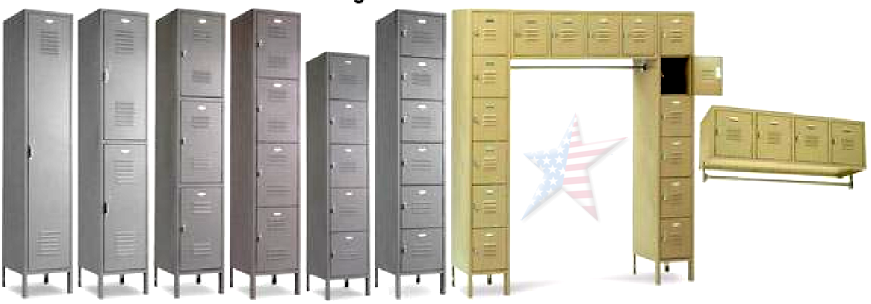 Employee lockers (2)