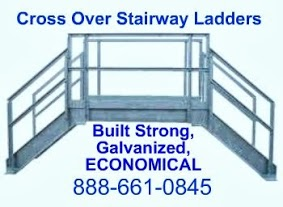 Galvanized Platforms