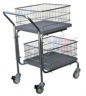 small shopping carts