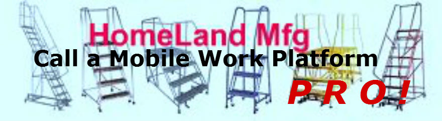Mobile working platform