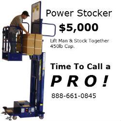 PS 10 Powerstocker