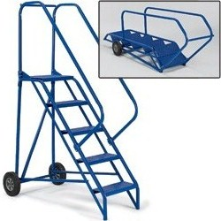 Roll & Fold Ladder