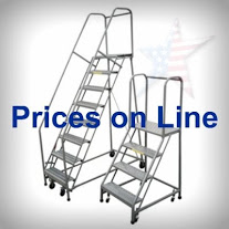 Rolling Ladder Platform