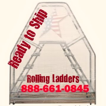 Rolling Ladder p