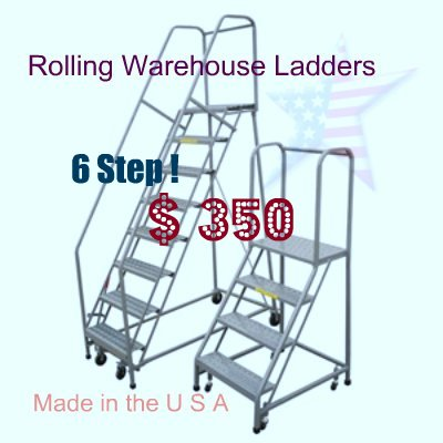 Rolling Safety Ladders +