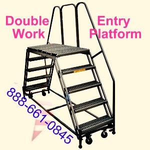 Rolling work platform 1