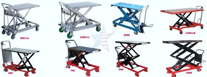 Scissor Cart