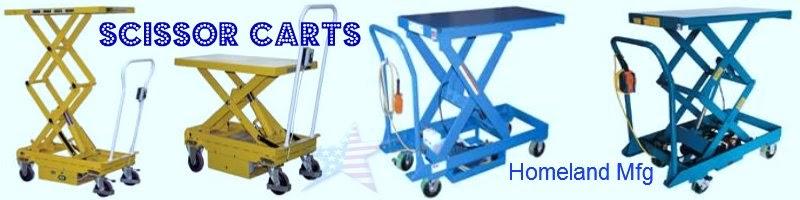 Scissor Carts
