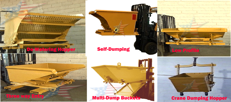 Self Dumping Hopper