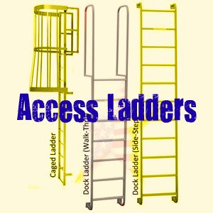 Tank Access Ladders Tank Top Lifts