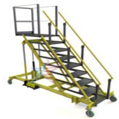 Aircraft Maintenace Platforms Economical 888 661 0845
