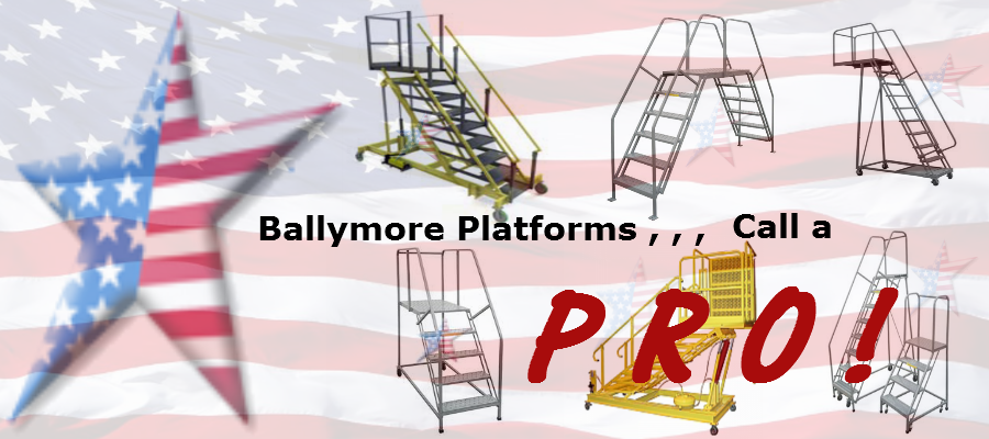 ballymore rolling ladders