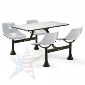 Breakroom,Hospital_StainlessSteelSeating
