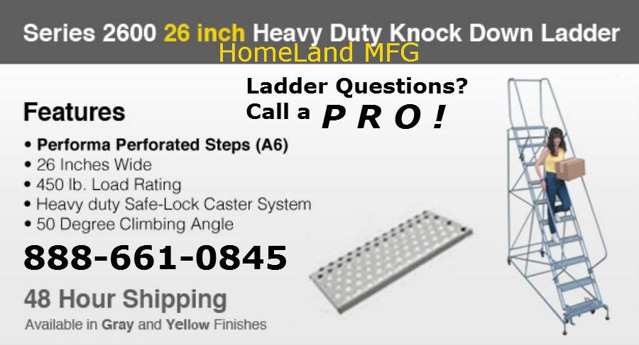 cotterman ladder distributor