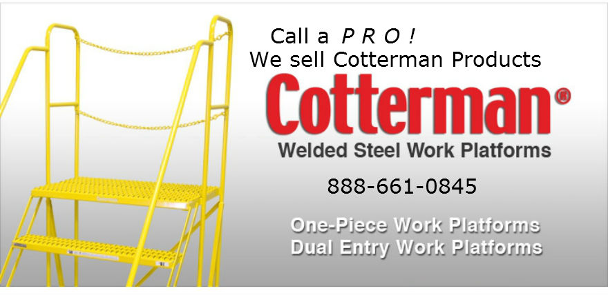 cotterman-ladders
