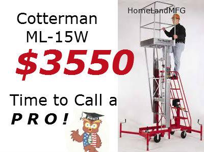 cotterman lift