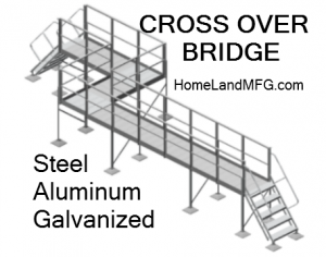 crossover ladders