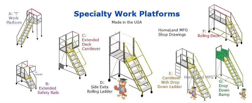 Custom Ladder