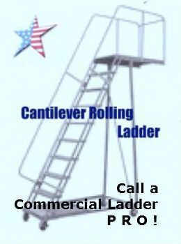 government cantilever ladder