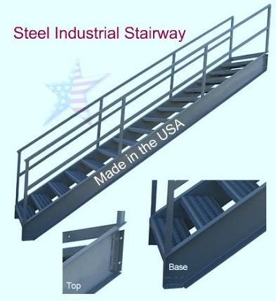 industrial _ stairway
