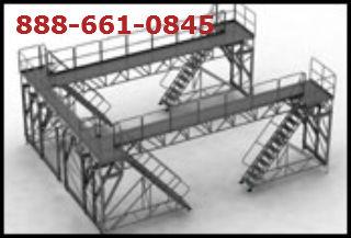 industrial   stairway