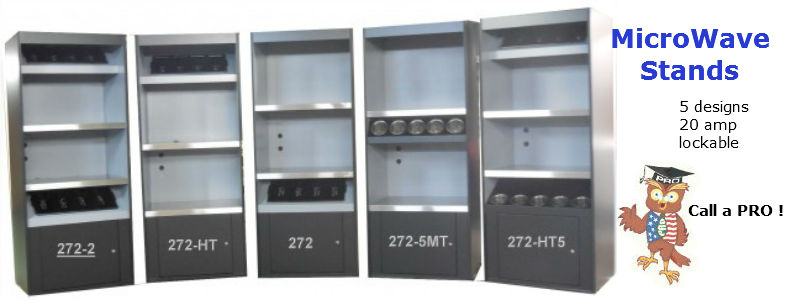Coffee Stations For Break Rooms