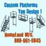 modular work-platform