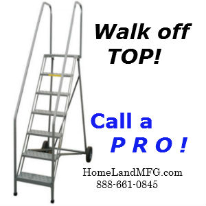 roll and fold ladder