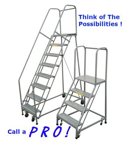 rolling ladders (0)