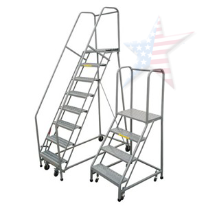 Ballymore Ladders Working In Home Improvement Stores