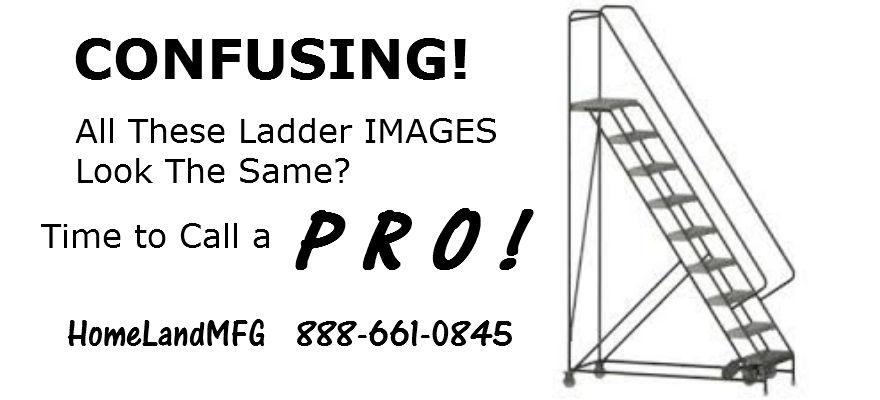 tri arc ladders